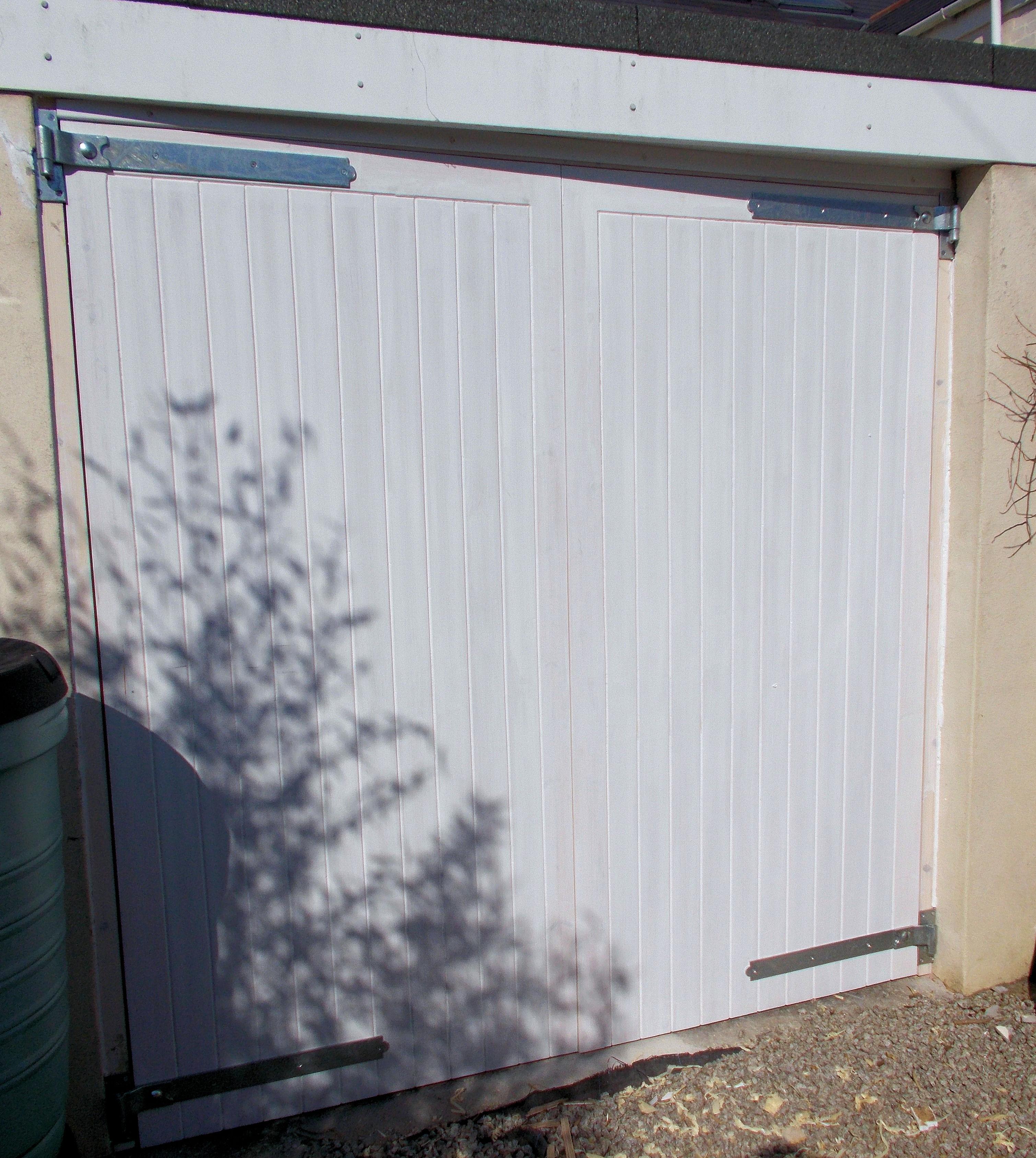 Bespoke Garage Doors West Cornwall Carpentry